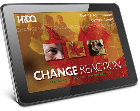 Change Reaction Assessment Online