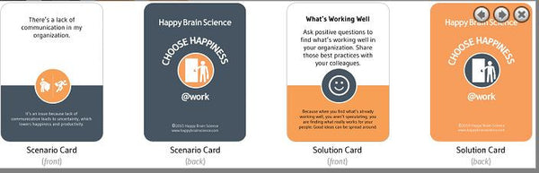 Happiness at Work Cards
