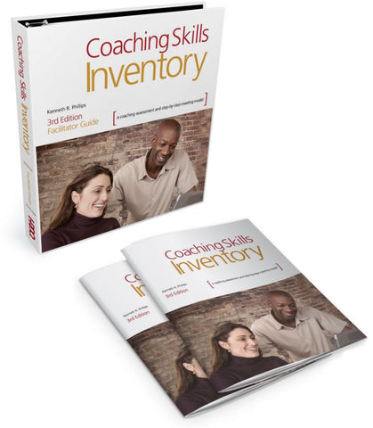 Coaching Skills  Facilitator Set