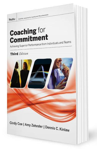 Coaching For Commitment - Book