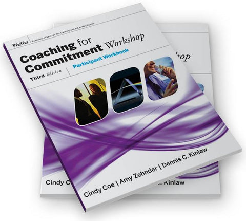 Coaching for Commitment Workshop - Participant Workbook