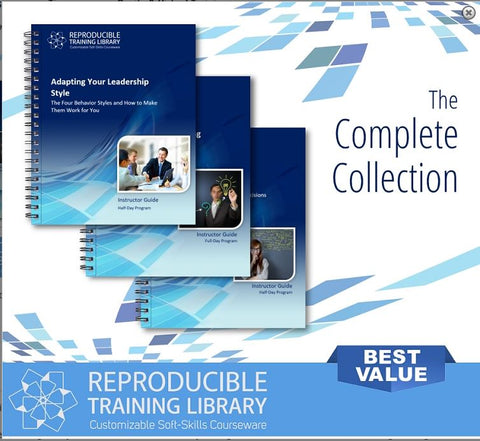 Reproducible Training Library Complete Collection