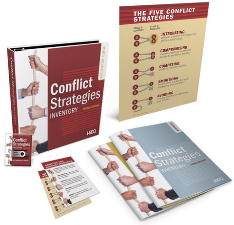 Conflict Strategies Facilitation Set