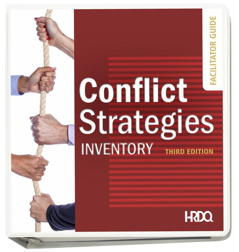 Conflict Strategies Facilitation Guide