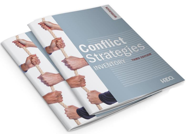 Conflict Strategies Inventory Participant Workbook