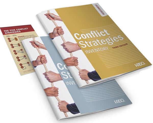 Conflict Strategies Inventory Participant Set