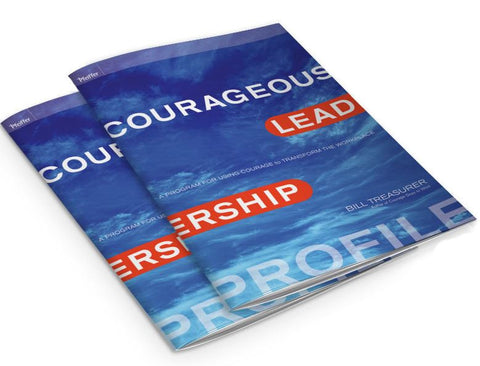 Courageous Leadership Self Assessment