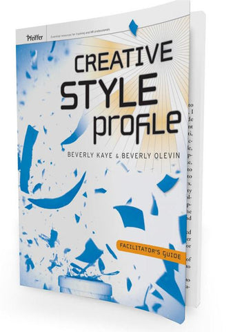 Creative Style Profile Facilitator Set