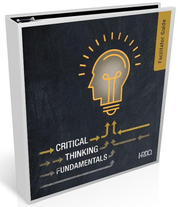 Criticial Thinking Facilitator Set