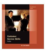 Customer Service Skills Profile Self Assessment