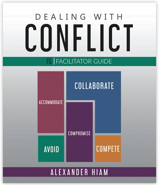 Dealing with Conflict Facilitator Guide