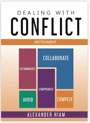Dealing with Conflict 2nd Edition - Self Assessment