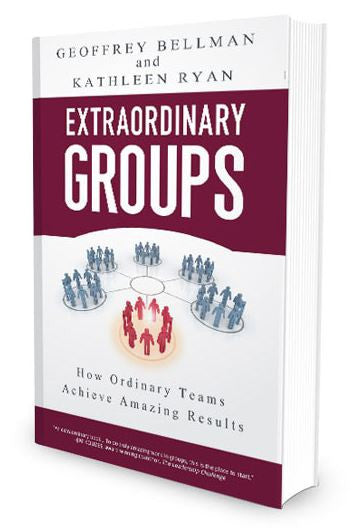 Extraordinary Group Hardcover Book