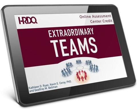 Extraordinary Teams Inventory Online Assessment