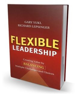 Flexible Leadership Book