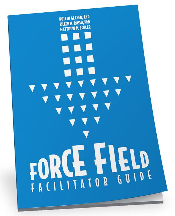Force Filed Problem Solving Model Facilitator Set
