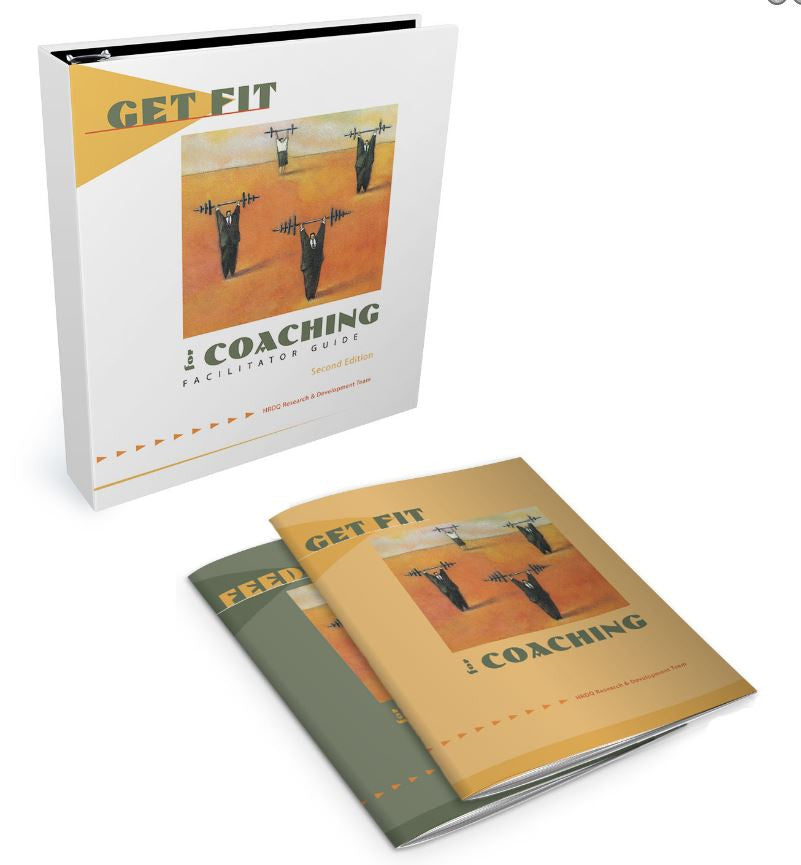 Get Fit for Coaching Facilitator Set