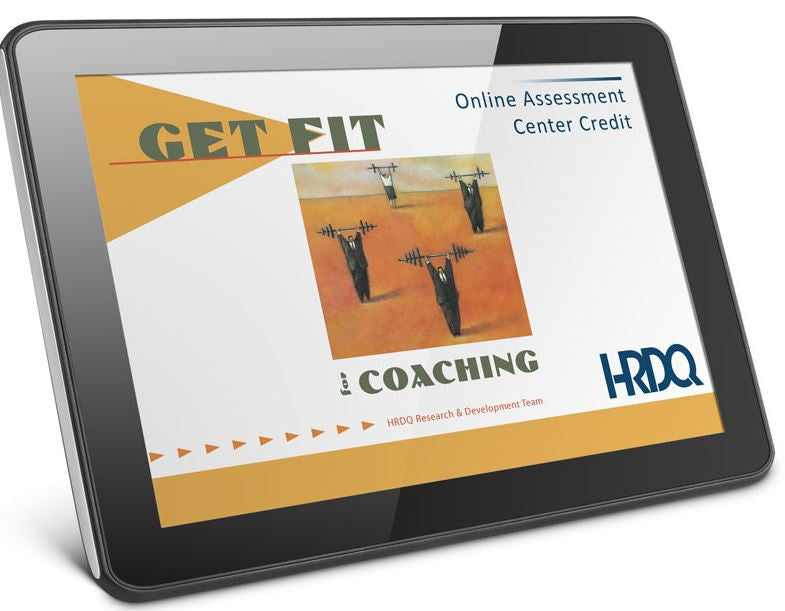 Get Fit For Coaching Assessment - Self-Assessment with Feedback