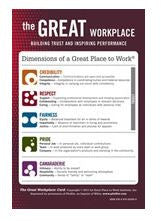 Great Workplace Wallet Card