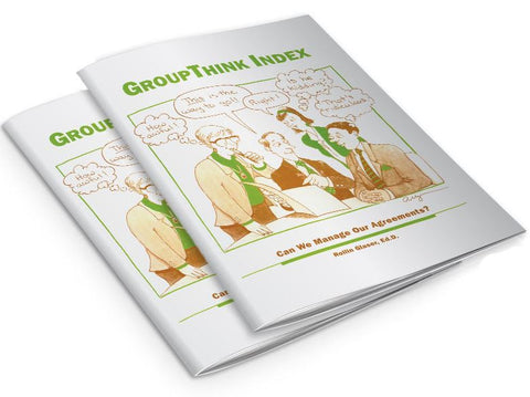 Group Think Index Facilitator Set