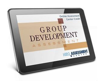 Group Development Assessment - Self-Assessment (Online)