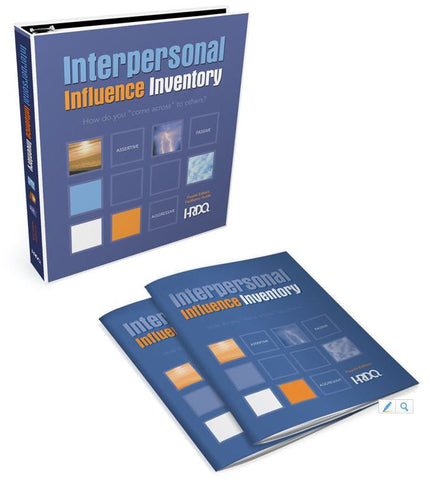 Interpersonal Influence Inventory Facilitator Guide