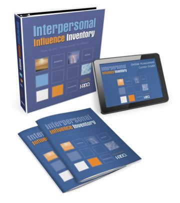 Interpersonal Influence Inventory Facilitator Set