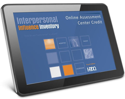 Interpersonal Influence Inventory Self Assessment Online