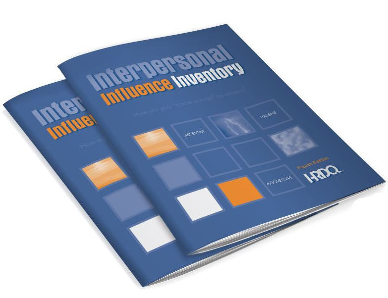 Interpersonal Influence Inventory Self Assessment Paper