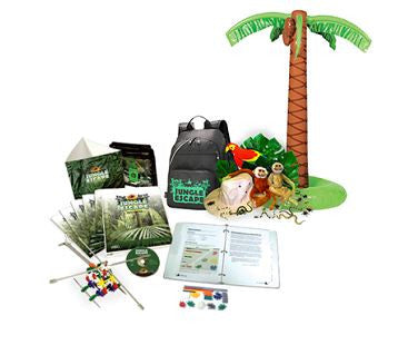 Jungle Escape Team Building Game Deluxe