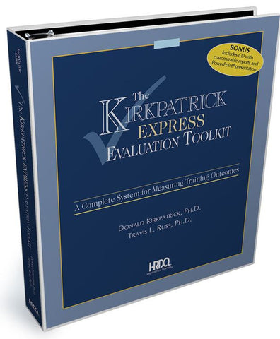 Kirkpatrick Express Evaluation Toolkit