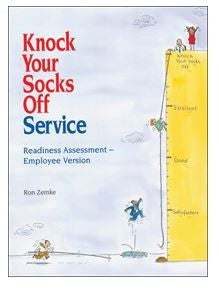 Knock Your Socks Off Service Employee Assessments