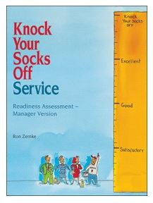 Knock Your Socks Off Service Manager Assessments