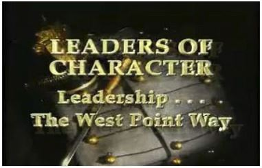 Leaders of Character