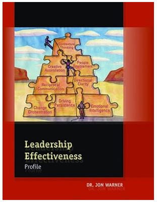 Leadership Effectiveness Profile Self Assessment