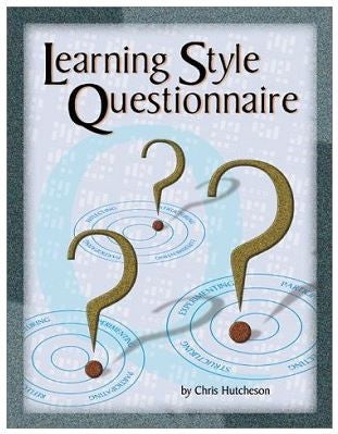 Learning Style Questionnaire Facilitator Set
