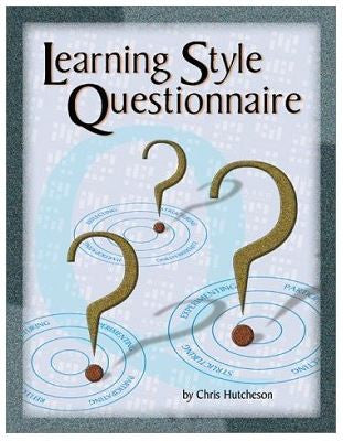 Learning Style Questionnaire Self Assessment
