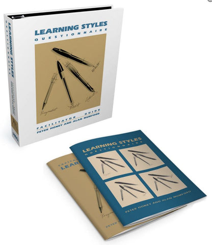 Learning Styles Questionnaire Facilitator Set