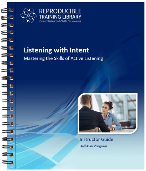 Listening with Intent -RTL