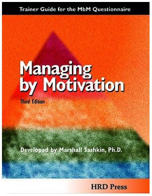 Managing by Motivation Facilitator Set