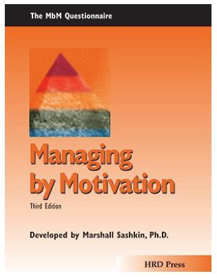 Managing by Motivation Self Assessment