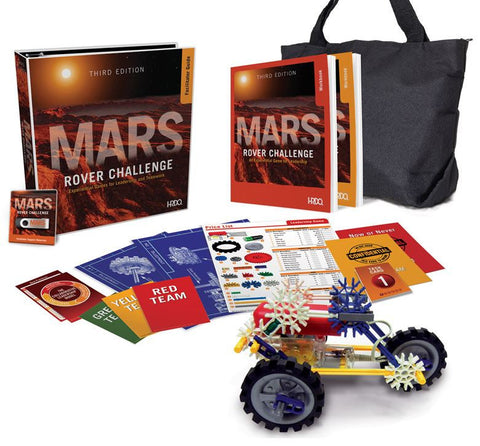 Mars Rover Challenge Deluxe Game Kit