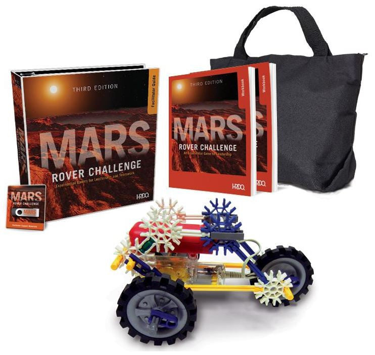 Mars Rover Challenge Leadership Game Kit