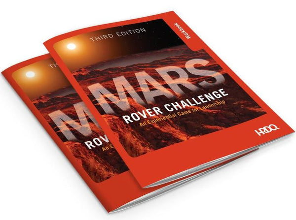 Mars Rover Challenge Leadership Participant Guide