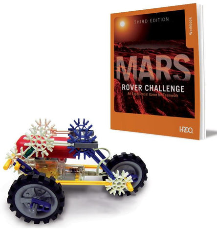 Mars Rover Challenge Teamwork Extra Game Pack