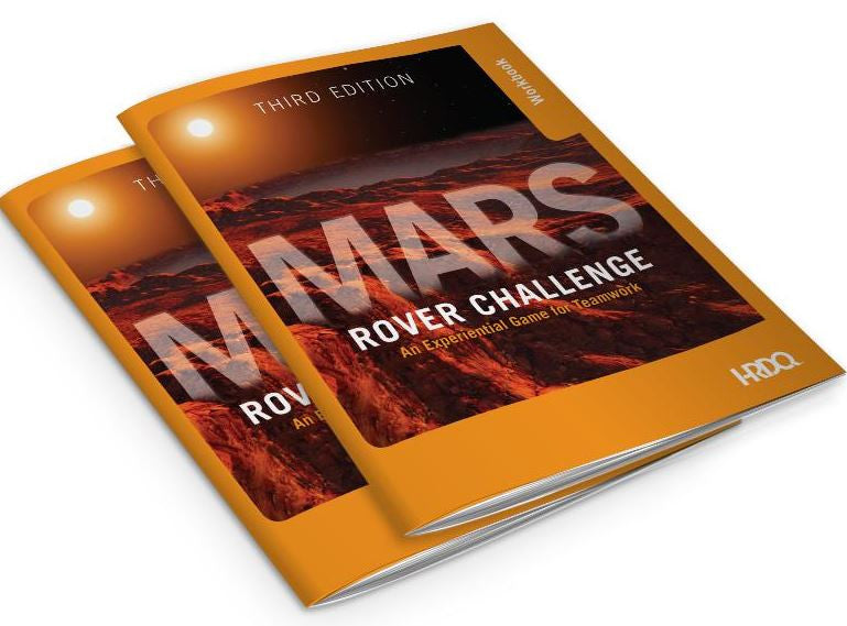 Mars Rover Challenge Teamwork Participant Guide
