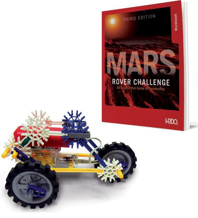 Mars Rover Challenge Leadership Extra Game Pack