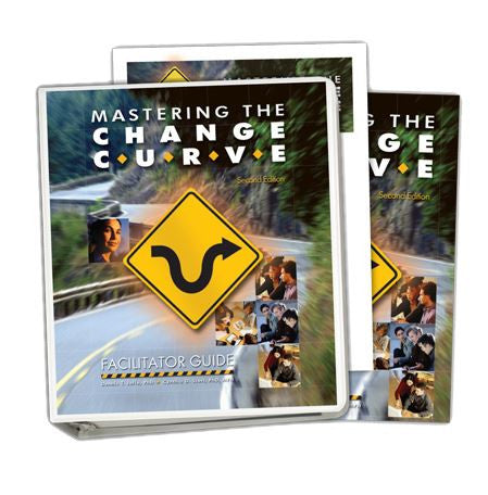 Mastering the Change Curve Facilitator Set