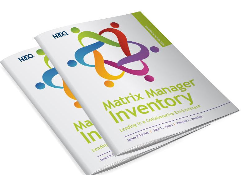 The Matrix Manager Inventory Participant Workbook