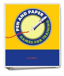 Pen and Paper Games for Trainers